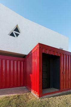 Galeria - Casa Container / José Schreiber Arquitecto - 14