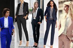 roupas para trabalhar 2015 - Pesquisa Google