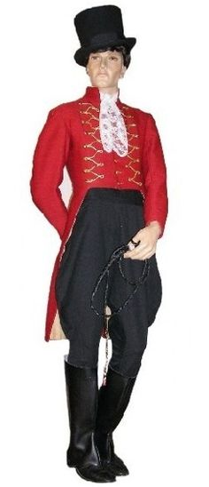 ringmaster costume!!