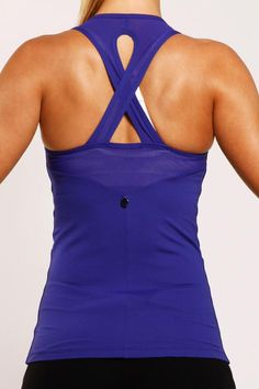 Lorna Jane Run Excel Tank