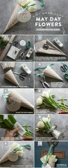 May Day baskets ideas to welcome May. #diy #mayday #baskets #UpcycledCrafts #MayDayBaskets #upcycledMayDaybaskets #RecycledMayDaybaskets #diymaydaybaskets #maydaypapercone #maydaytussiemussie #maybaskets #maybasketideas #mayday #maydaytraditions #maydaydiybasket #diybaskets #maydaycrafts #maydayideas #maydaybasketideas #springcrafts #springdecor #craftideas #recycledcrafts