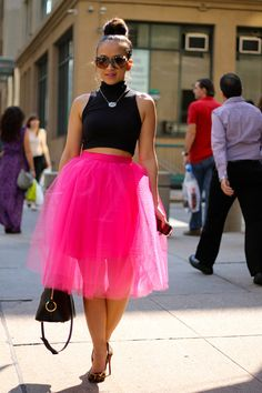 Hey, I found this really awesome Etsy listing at https://www.etsy.com/listing/177957275/tutu-women-adult-hot-pink-knee-length