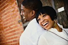 African American engagement photographs | African American Brides Blog: Wordless Wednesday: Michelle & Jamaal