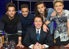 Awkward! One Direction Talk About Zayn Malik on Jonathan Ross | Cambio