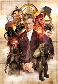 The darker and most elegant Doctor Who Doctor Who 12, Doctor Who Tumblr, Doctor Who Fan Art, 12th Doctor, Twelfth Doctor, Tardis, Doctor Who Tattoos, Doctor Who Wallpaper, Peter Capaldi