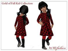 Sims2City: Kids Fashion