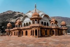 Love the city palace of Alwar Rajasthan. Perfect weekend getaway from Gurgaon Beautiful Streets, Most Beautiful Cities, Weekend Trips, Weekend Getaways, South Africa Holidays, V&a Waterfront, India Architecture, Heritage Hotel, Instagram Worthy