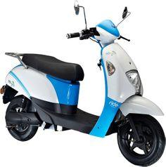 Le Ride E1, estampillé Ridelectric, est le 1er scooter électrique de Norauto