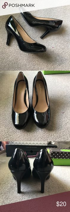 KELLY AND KATIE black heels Too big on me. Worn once for a business trip. Perfect condition!!! Kelly & Katie Shoes Heels