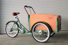 Momentum Mag's Holiday Gift Guide: Virtue Bike School Bus