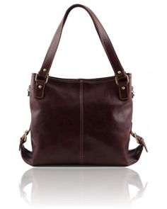 CHARLOTTE TL140897 Lady leather bag - Borsa donna in pelle