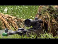 Die Ausbildung zum Scharfschützen - YouTube