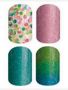 Out of Focus, Pixie, Jaded, Atlantis Spring Summer 2015-Buy 3 Get 1 Free www.awesomejamwraps.jamberrynails.net