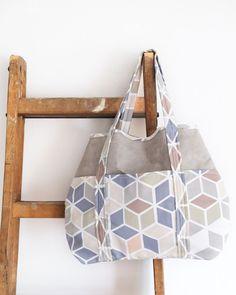 Ich hab 'ne Neue   Eine Tasche aus SnapPap für mich   #nähenisttoll   DIY   sewing   #SnapPap   Stoff & Stil   #Rums