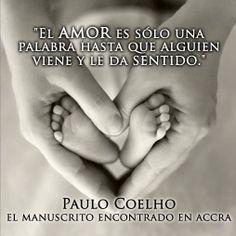 El #Amor, en el #ManuscritodeAccra de @Paulo Fernandes Fernandes Coelho - www.comunidadcoelho.com
