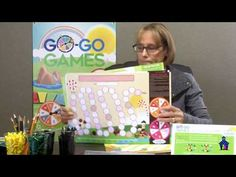 Project: Go-Go Games, a Family Math Night project where students create a game board that they get to take home. Great for reinforcing number skills! Family Math Night, Family Engagement, Go Game, Gaming Station, Strong Family, Math For Kids, Elementary Math, Games To Play, Board Games