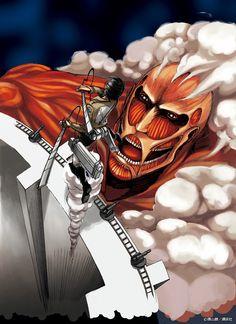 Attack on Titan | Shingeki no Kyoijn - Volume 1