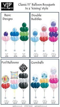 Best Birthday Balloons Bouquet For Him 44 Ideas Balloon Arrangements, Balloon Centerpieces, Balloon Decorations, Birthday Decorations, Balloon Columns, Balloon Garland, Birthday Balloons, Birthday Parties, Deco Ballon