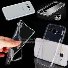0.3mm Clear Crystal Soft TPU Case Cover For Samsung Galaxy Note4 Note5 A3 A5 A7 A8 E5 E7 alpha Grand Prime G530 Phone Bag