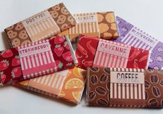 Stephanie Swanson: Chocolate Packaging