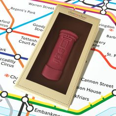 What could be a more iconic image of Britain than a red post box - whether in the centre of London, plonked into a country village or on top of one of our British icons bars!