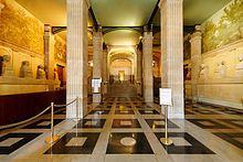 Bibliothek Sainte-Geneviève – Wikipedia Roof Design, Gable Roof, Floor Layout, Gaslighting, Narrow Staircase, Spiral Staircases