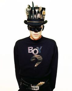 Legendary jeweller and image-maker Judy Blame has been defined by the make-do-and-mend spirit of Punk