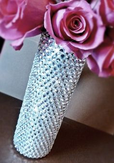 Jeweled handle for my bouquet...it's going to happen!!