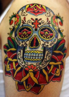 Mexican_Skull_Tattoo