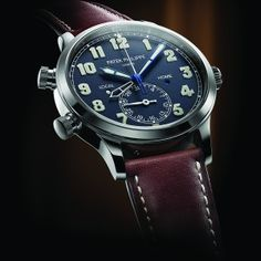 Patek Philippe Calatrava Pilot Travel Time Referencia 5524 .