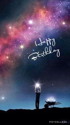 BIRTHDAY GREETINGS FROM AFAR....AND FOR A SPECIAL WISH....A SPECIAL STAR!!!!