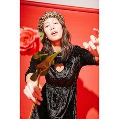 The Winona Dress  Photo of Bebe @thatschic  #valfre