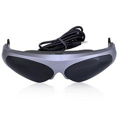 Excelvan 922A 2D Virtual Reality Video Glasses 80inch HD Screen 640480 Resolution FPV Goggle For Multicopter Drone >>> Check this awesome product by going to the link at the image.