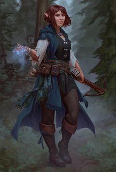 Dark Fantasy, Fantasy Rpg, Medieval Fantasy, Dungeons And Dragons Characters, D D Characters, Fantasy Characters, Fantasy Inspiration, Character Inspiration, Dark Souls