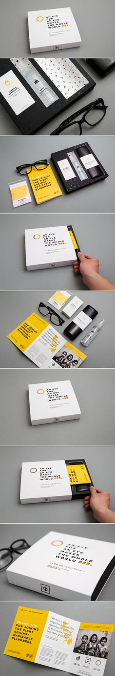 Student: Jules Stein Eye Institute — The Dieline | Packaging & Branding Design & Innovation News