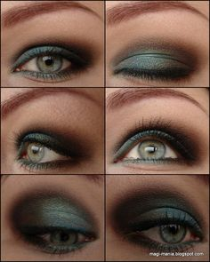 NARS Galapagos & MAC Kicky Blue Makeup // http://www.magi-mania.de/p2-eyeshadow-base-test-1-inkl-amu/