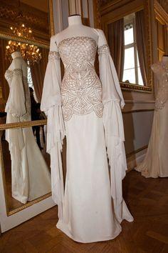Image result for white renaissance dress