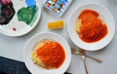 Marcella Hazan's tomato sauce