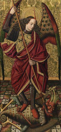 Ximénez, Miguel. San Miguel. 1475 - 1485