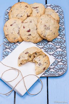 Great American Chocolate Cookies on http://chefsansgluten.com