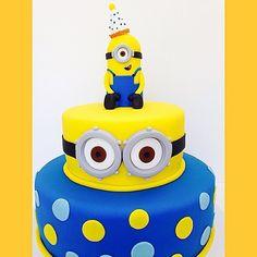 minion cake - Google Search
