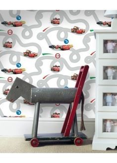 To create a Disney Car themed bedroom we have a range of duvet covers, curtains, bean bags, wall stickers and cushions. Car Themed Bedrooms, Bedroom Themes, Disney Cars Wallpaper, Boys Room Wallpaper, Double Bedding Sets, Car Themes, Bedroom Accessories, Car Wallpapers, Wall Stickers