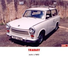 trabant Good Old Times, My Childhood Memories, Car Pictures, Old Cars, Romania, Vehicles, Boats, Motorcycles, Poland