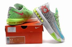 Amazing Kevin Durant Basketball Shoes