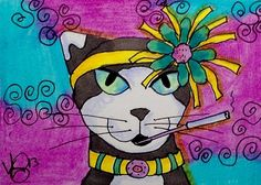"""""""FLAPPER CAT """""""