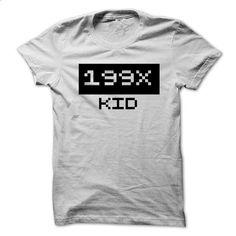 199x Kid - #victoria secret hoodie #sweatshirt ideas. ORDER HERE => https://www.sunfrog.com/Hunting/199x-Kid.html?68278