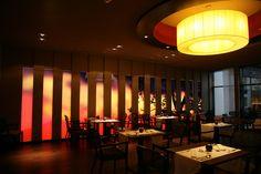 Seperate restaurant areas - Japan I & Japan II