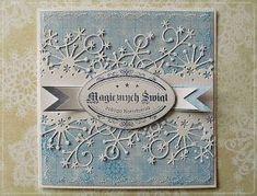 Nowy tydzień rozpoczynam wysypem kolejnych karteczek ... wiadomo świątecznych. Atrybutów zimo - świątecznych jest tu sporo, czyli dla każd...