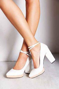 Sol Sana Zander Heel - Urban Outfitters; i'm in love!