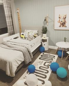 Its a constant battle in our home explaining things to our just turned 3 year old boy. 3 Year Old Bedroom Boy, Boys Room Design, Old Room, Boy Decor, Baby Boy Rooms, Kid Spaces, Bedroom Decor, Car Bedroom, Battle